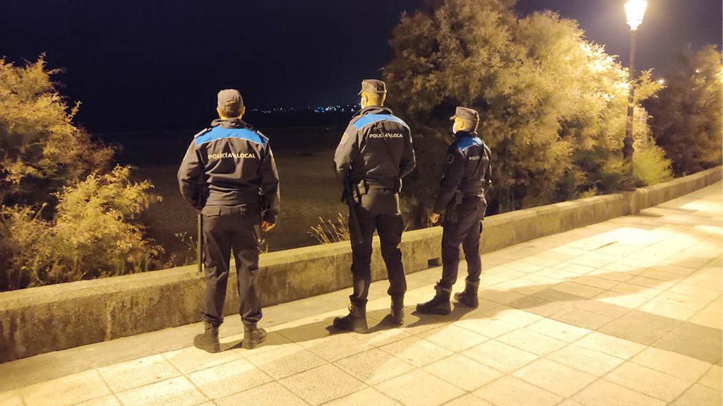POLICÍA LOCAL NIGRÁN