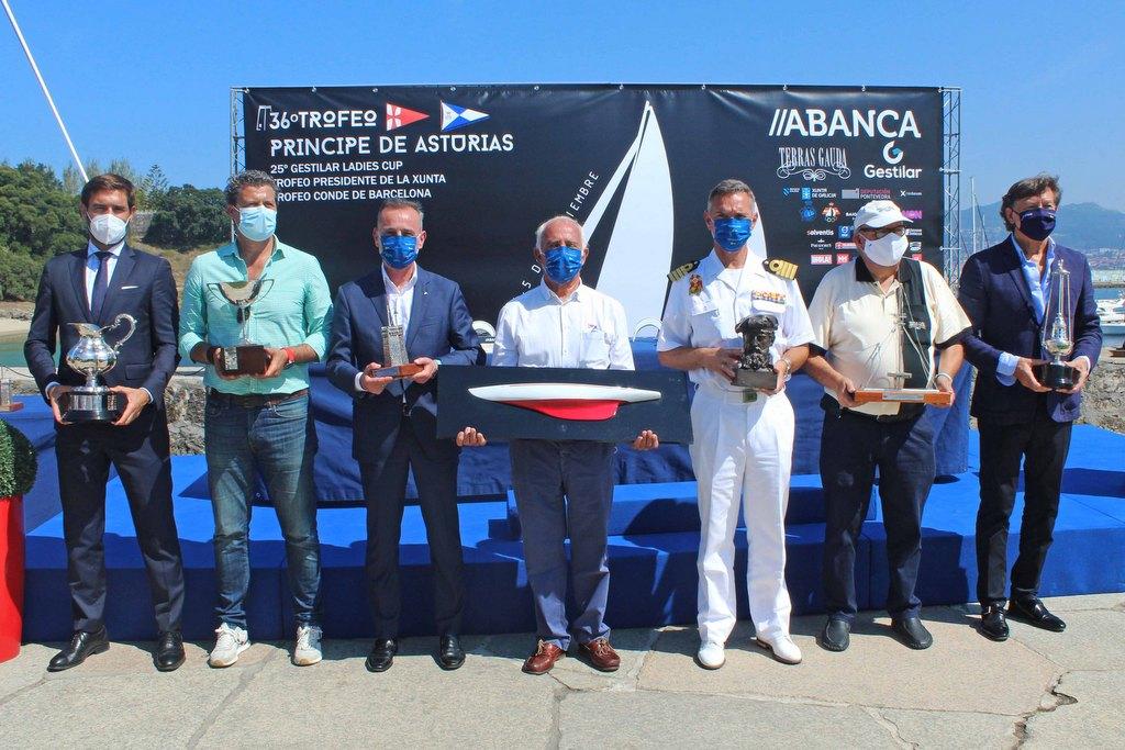 2021-08-31 – El Monte Real Club de Yates acogió hoy la presentación del Trofeo Príncipe de Asturias – Foto Leticia Acero