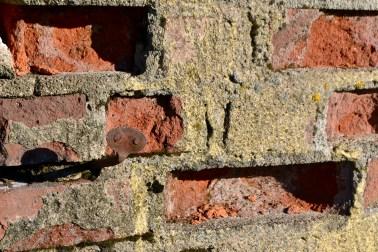 Syysvärit seinässä
