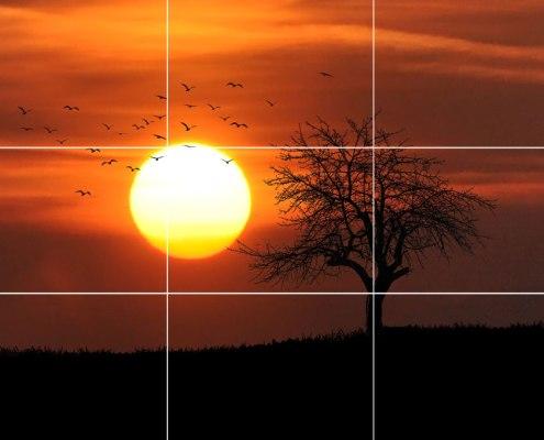 kultainen-leikkaus-auringonlasku