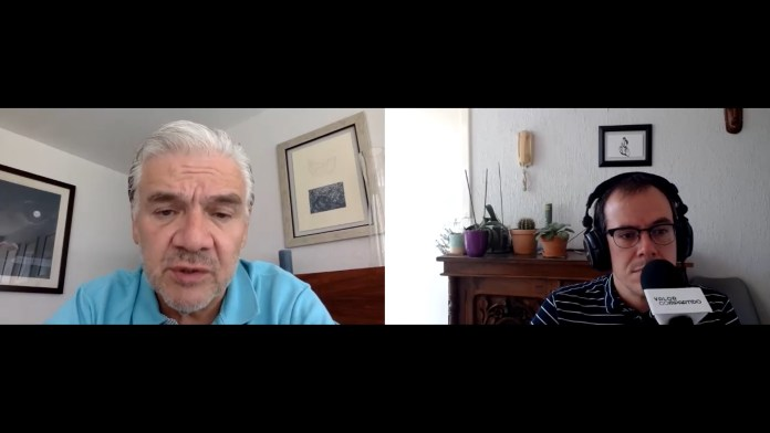 Agustín Llamas Podcast Valor Compartido