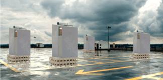 Helvex apoya en la construcción de viviendas temporales para el personal médico