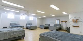 Sognare habilita salas de reposo en tres hospitales públicos