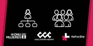 CCE se adhiere a campaña #HeforShe de ONU Mujeres