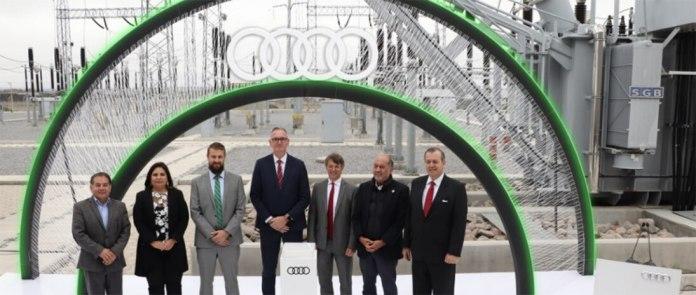 Audi México es reconocida como Empresa Socialmente Responsable