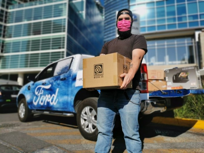 Donation Match de Ford reúne más de un millón de dólares ante la COVID-19