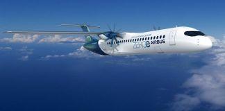 Airbus apuesta por nuevos conceptos de aviones con cero emisiones