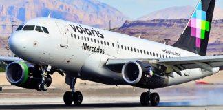 Volaris, la aerolínea más ecológica de México