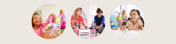 Jugar con muñecas permite desarrollar empatía y habilidades sociales