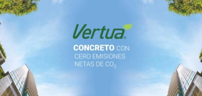 CEMEX ofrecerá mundialmente Vertua®, concreto con cero emisiones netas de CO2