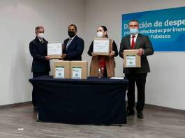 Iberdrola México apoya a afectados por inundaciones en Tabasco y Chiapas