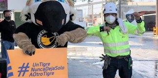 CEMEX y Tigres no bajan la guardia contra el coronavirus