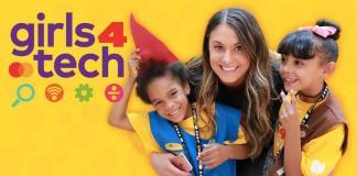 Mastercard capacita alrededor de 400 niñas a través de su programa 'Girls4Tech'
