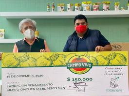 Campo Vivo ayuda a niños en situación de calle