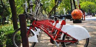 Ciclistas en México exigen una movilidad más segura