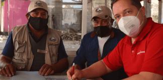 Earthgonomic México renueva convenio con Parque Ecológico Apatlaco
