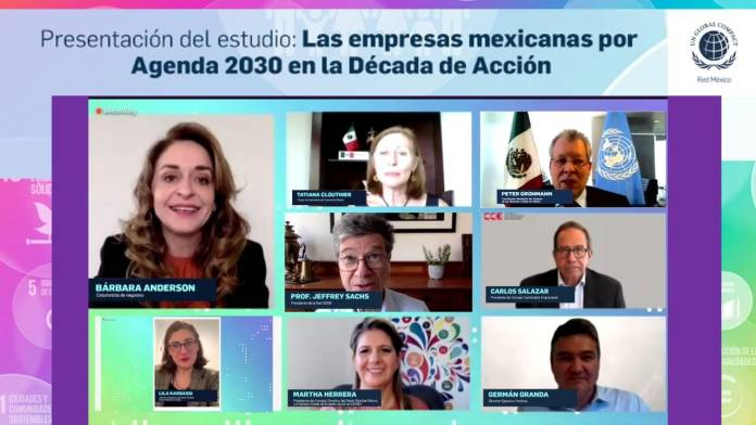 informe ODS pacto Mundial