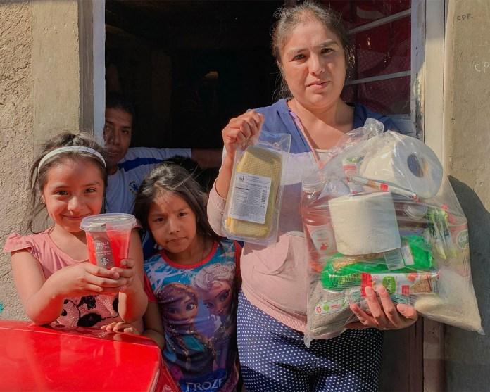 La inseguridad alimentaria es especialmente un problema para las madres