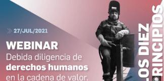 Debida Diligencia de Derechos Humanos en la Cadena de Valor