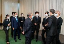 BTS acude a la ONU para movilizar a los jóvenes por un desarrollo sostenible