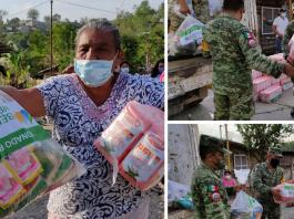 Iberdrola México dona 2,000 despensas para los damnificados por Grace