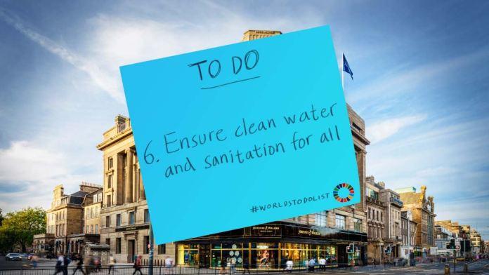 Diageo apoya lanzamiento de la campaña 'Lista de tareas del mundo' a favor de los ODS