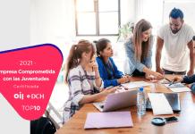 Indra, en el Top 10 de las 'Empresas Comprometidas con las Juventudes'