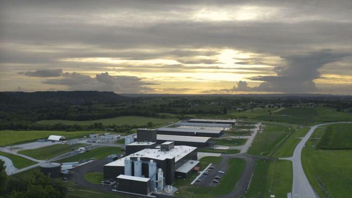Diageo abre su primera destilería de whisky neutro en carbono en América del Norte