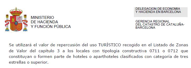 Ministerio de Hacienda y Función Pública Barcelona