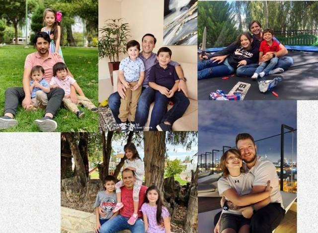 5 padres bolivianos destacados hablan con Valor Agregado sobre su rol y su labor profesional.