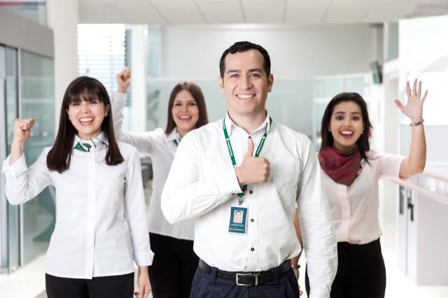 Gracias a sus buenas prácticas de gestión de talento humano, la entidad financiera obtuvo el primer lugar en el ranking de Great Place to Work.