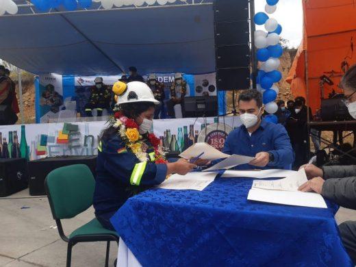 CBN apuesta por la reactivación de Envibol