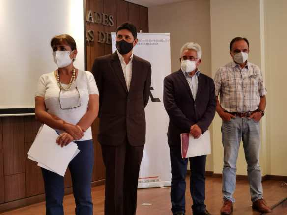 Feicobol lanza  primera feria virtual de seguros en Bolivia