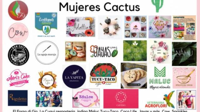Mujeres Cactus continúan progresando en este 2021.