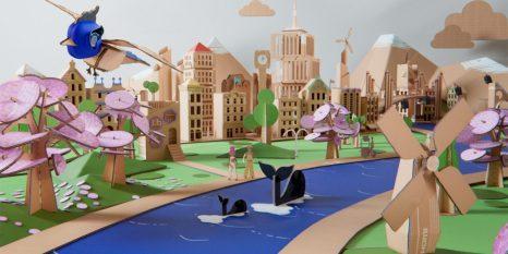 Samsung conmemora el mes del planeta con iniciativas de sostenibilidad.