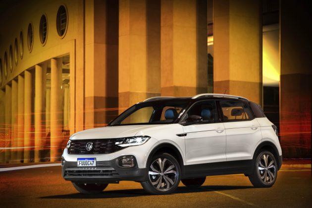 La Volkswagen T-Cross, se convierte en la más vendida de la marca en territorio boliviano.