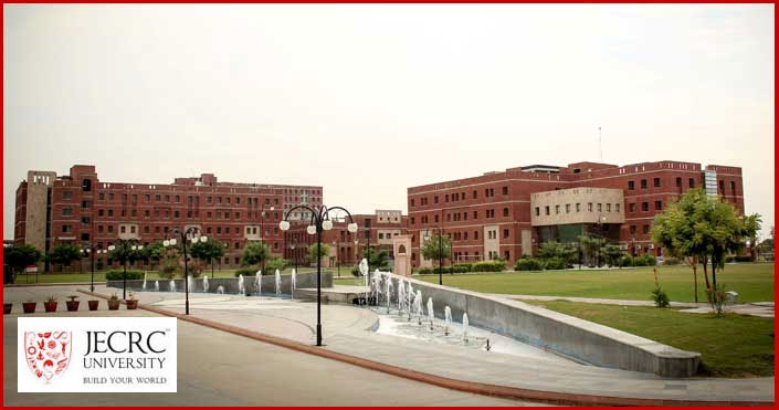 JECRC Foundation4 top private engineering colleges in rajasthan