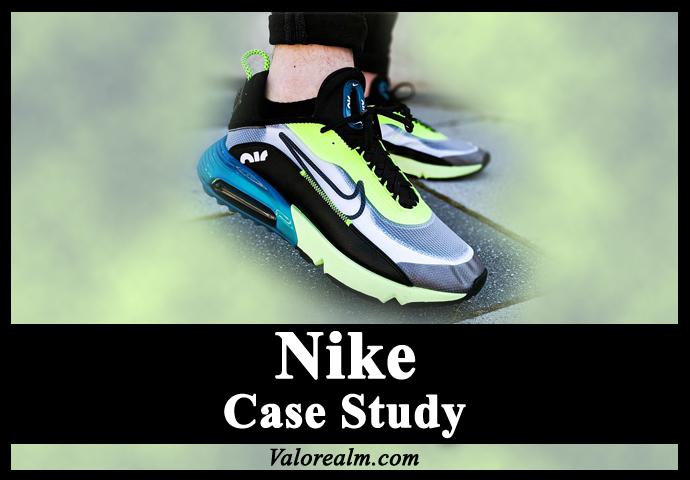 Nike, Nike Case Study, Nike History, Case Study, Nike Story