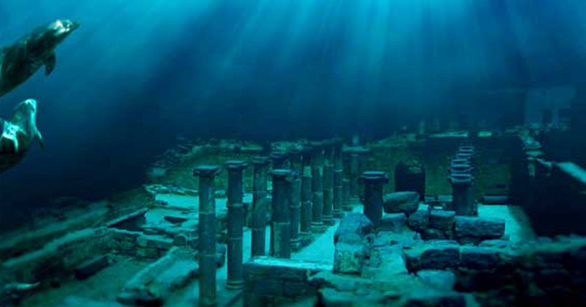 The Lost City Dwarka – History & the Discovery of an Underwater City
