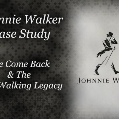 Johnnie walker Marketing Case Study: The Comeback & the Keep Walking Legacy