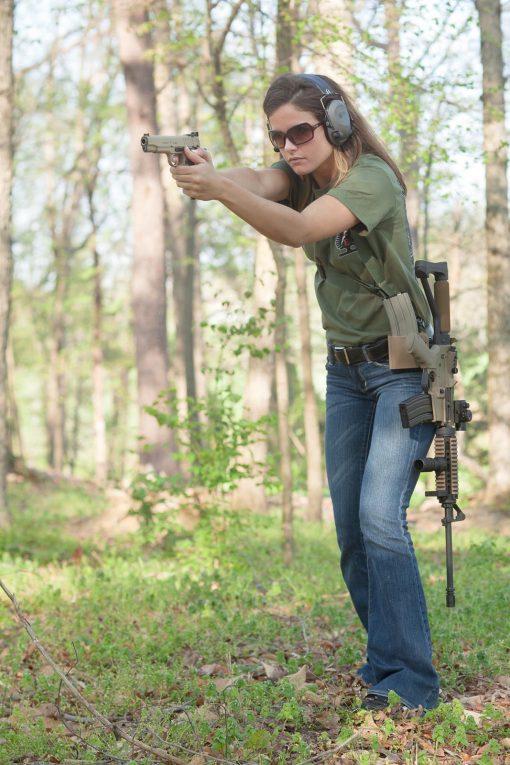 gun girl 8