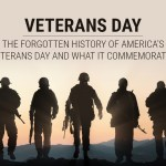 Veterans Day – History and What it Commemorates