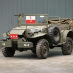 Want! Patton's Command Car at Auction