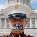 "Marine – ""I Can't Breathe"" Statement"
