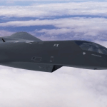 The US Air Force has built and flown a mysterious full-scale prototype of its future fighter jet