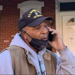 70-year-old Marine vet saves man from fire in Norristown