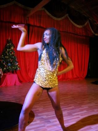played by Naomi Del La Cruz