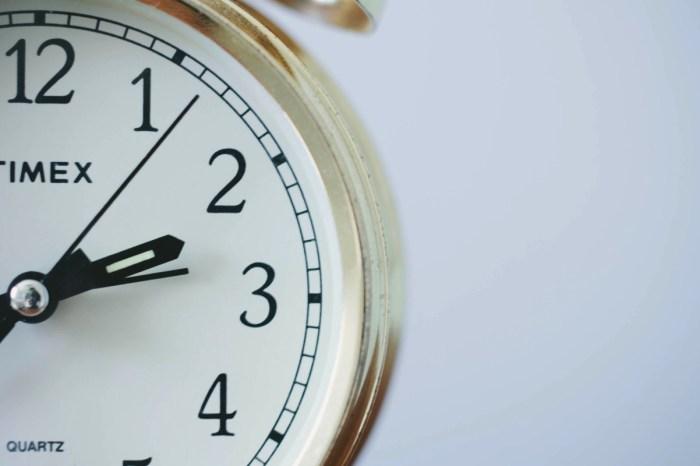 Six trucs faciles et efficaces pour mieux gérer son temps