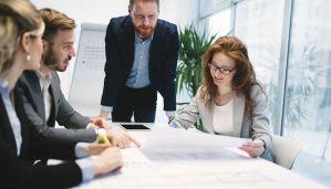 Affaires : Rencontre et travail d'équipe