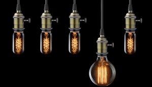 Cinq ampoules